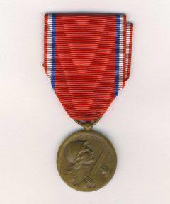Image de Médaille de Verdun graveur Vernier Br