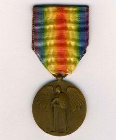 Image de France WWI : Médaille Interalliés de la Victoire – Modèle Pautot