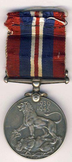 Image de GB : Médaille commémorative 1939-1945