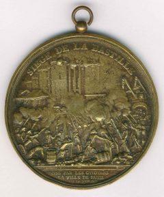 Image de Médaille Siège de la Bastille