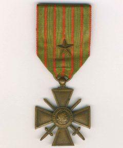 Image de Croix de Guerre 1914-1915