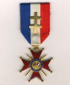 Image de Médaille Franco-British 1940-1944 – 1e Type