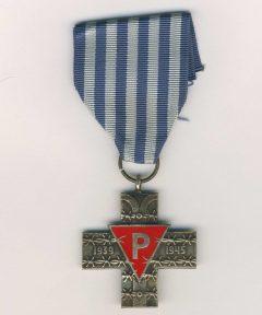 Image de Médaille des déportés et internés polonais