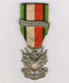 Image de Médaille des Vétérans – Modèle Alsacien
