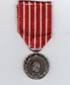 Image de Médaille d'Italie 1859 – Ier Type avec 4 pétales
