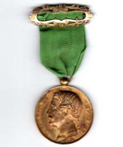 Image de Médaille Napoléon III