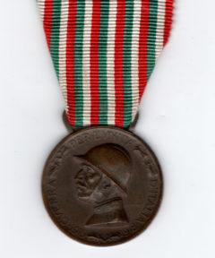 Image de IT : Médaille de la Guerre pour l'unité de l'Italie 1915