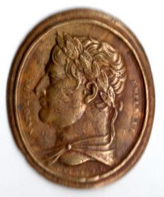 Image de Médaille Napoléon 1er Empereur