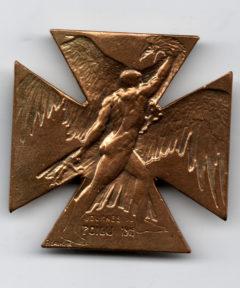 Image de Broche Journée du Poilu 1915 – Lalique