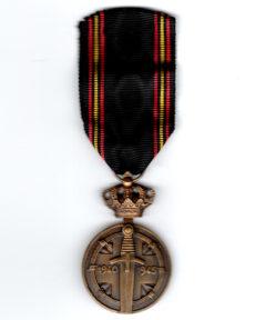 Image de Bel : Médaille Prisonniers de Guerre WWII