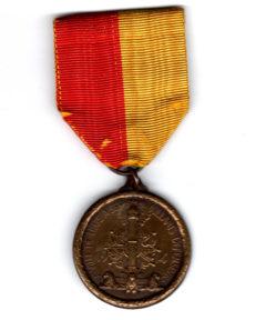 Image de WWI : Bel : Médaille de Liège